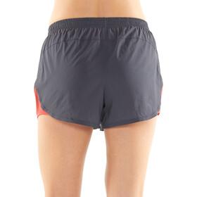 Icebreaker Impulse Running Shorts Women panther/ember